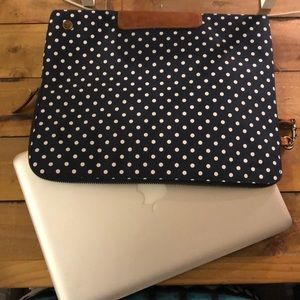 Primary Collection Polka Dot Lap Top Case 13' in